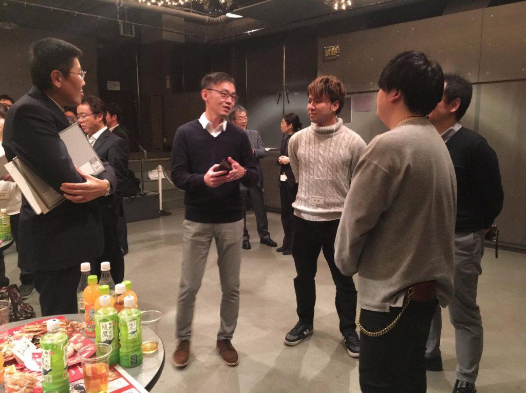 起業家甲子園 北海道大会2017 懇親会